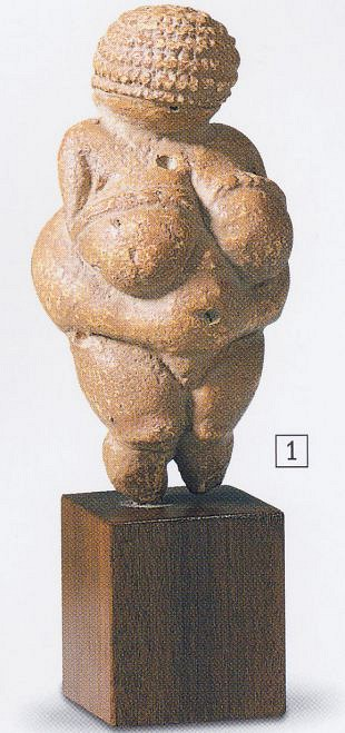 Objecten en sculpturen als kleine kunstwerken in huis