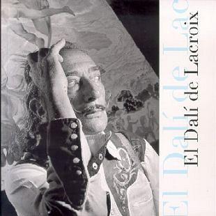 Salvador Dalí op de foto gezet