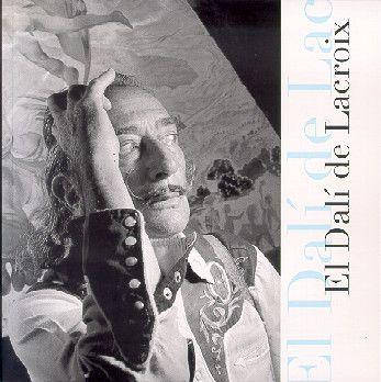 Salvador Dali Op De Foto Gezet Optische Fenomenen