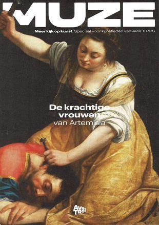 Kunsttijdschrift MUZE laat de lezers van kunst genieten