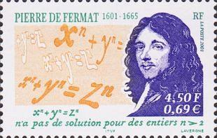 Pierre de Fermat (1601-1665)
