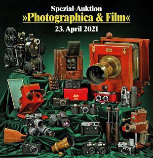 Fotografica-& filmveiling met kansen voor de verzamelaars
