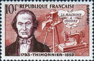 Barthélemy Thimonnier (1793-1857)