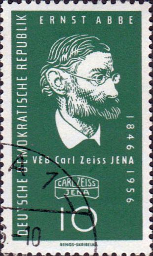 Ernst Karl Abbe (1840-1905)