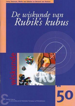 Wiskunde heeft invloed op spel met een Rubik kubus