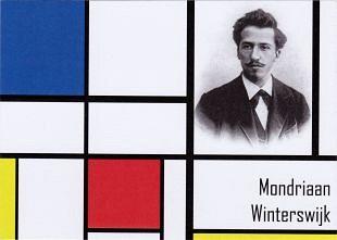 Mondriaan vond zijn passie voor kunst in Winterswijk
