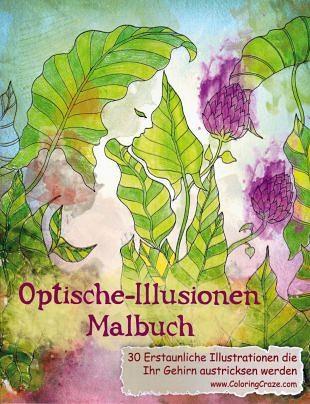 Optische illusie krijgt extra betekenis door eigen kleuren
