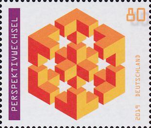Filatelistische aandacht voor: Maurits Cornelis Escher (4)