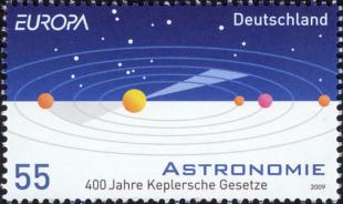 Wetten van Kepler gaven ons een nieuw wereldbeeld