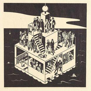 Escher in Het Paleis toont kunst Eschers tijdgenoten