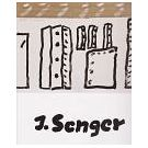Oeuvre-catalogus met werk Jochen Senger verschenen
