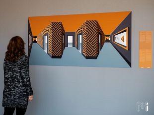 Optische illusies als concept voor start van reeks musea