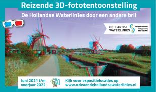 De Hollandse Waterlinies door een magische 3D-bril bekeken (1)