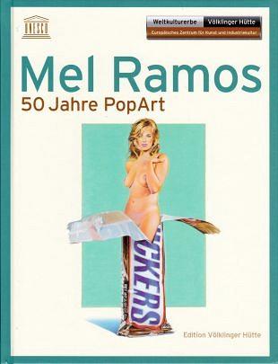 De Californische droom van Mel Ramos is uitgekomen