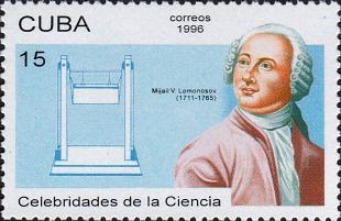 Michail Vasilevitsj Lomonosov (1711-1765)