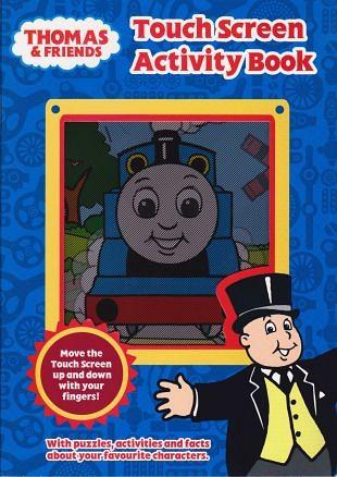 De grappige Thomasplaatjes met bewegende afbeeldingen