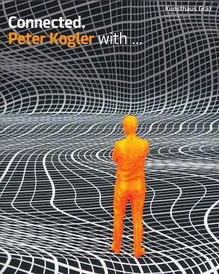 Vibrerende kunst van Peter Kogler speelt met perceptie