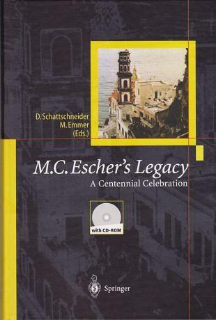 M.C. Escher's kunst  als inspiratiebron