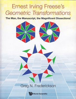 Ernest Irving Freese bedacht geometrische transformaties (1)