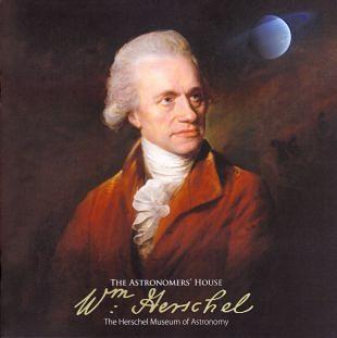 William Herschel ging van componist naar astronoom (1)