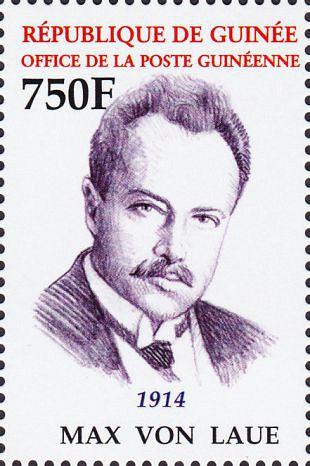 Max Theodor Felix von Laue (1879-1960)