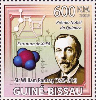 Sir  William Ramsay (1852-1916)