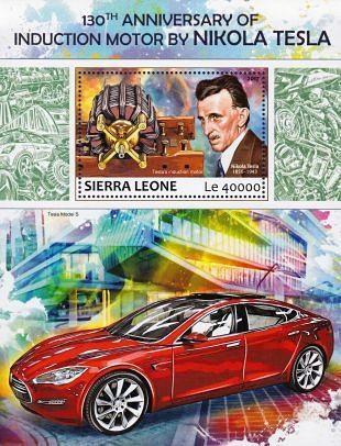 Werk van wetenschappers weergegeven op postzegels