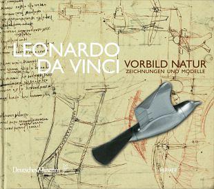 Leonardo da Vinci vond zijn inspiratie zeker in de natuur (2)