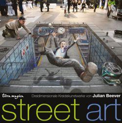 Street Art Driedimensionale straatkunst van Julian Beever