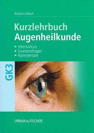 Studie- en vragenboek voor staatsexamen oogheelkunde