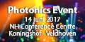 Photonics Event 2017 in Veldhoven