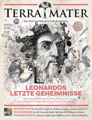 Nalatenschap van Leonardo da Vinci blijft inspirerend