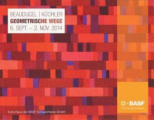 Geometrische abstracties vormen kleurrijke werken