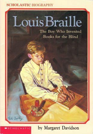 Louis Braille ontwierp al in zijn jeugd het brailleschrift
