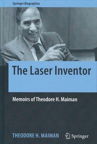 Ontdekking van de laser als lichtbron bracht innovaties