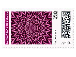 Duitse serie illusiepostzegels is onlangs weer uitgebreid