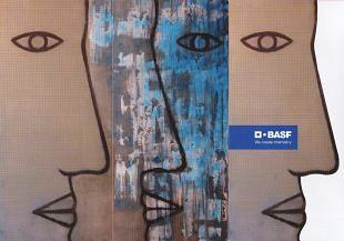 Kunstenaar Alain Signori te gast in Cultuurhuis BASF