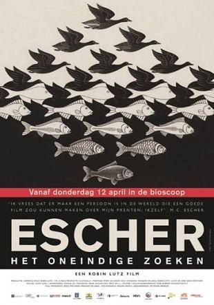 Een film over het oneindige zoeken van Maurits Escher