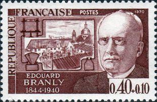 Édouard Eugène Désiré Branly (1844-1940)