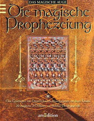 Magisch document geeft de kunst van stereogram prijs