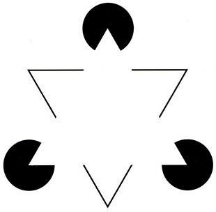 Kanizsa driehoek als magische inspiratiebron