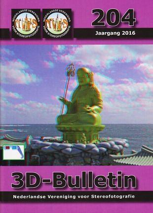 Aandacht voor Brederode in het nieuwe 3D-Bulletin