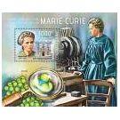 Marie Sklodowska - Curie ontving twee Nobelprijzen