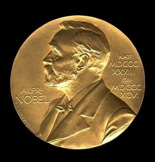 Nobelprijs als een stimulans voor postzegelverzamelaars