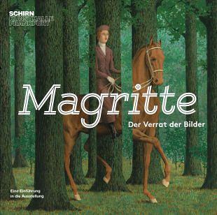 Magritte stuurt het optische bedrog door woord en beeld