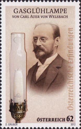 Carl Auer von Welsbach (1858-1929)