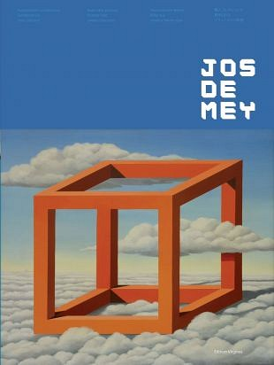 Het werk van Jos de Mey in omvangrijk kunstdocument