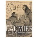 Honoré Daumier speelt met spotprenten