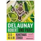 Museumpublicatie schrijft over de kunst van Delaunay - 2