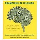 De kampioenen van illusies in boekvorm gepresenteerd